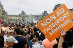 France rolls out health pass as Covid-19 cases soar