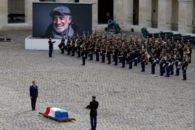 France bids farewell to Jean-Paul Belmondo
