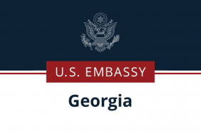 US embassy condemns 'seemingly politically motivated attack' on opposition activists in Georgia