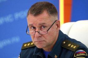 რუსეთის საგანგებო სიტუაციების მინისტრი სწავლების დროს დაიღუპა
