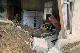 ხელვაჩაურის რამდენიმე სოფელში მეწყერის შედეგად შვიდი სახლი დაზიანდა, ერთი ადამიანი დაშავდა