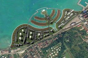 Adjara gov't announces making of artificial island in Batumi