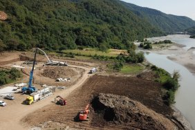 Turkish company ENKA says it won't build Namakhvani HPP in Georgia