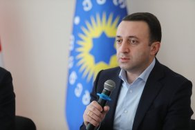 PM Garibashvili: UNM head Melia to be removed from post soon