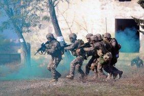 მე-12 ბატალიონის მე-3 მსუბუქი ქვეითი ასეულის სამხედროებმა ნატოს შეფასების მე-2 დონის პროგრამა წარმატებით დაასრულეს