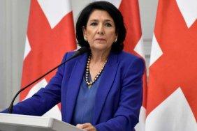 Georgian president condemns Kabul terrorist attack