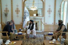 De facto Tskhinvali 'official' meets Taliban's leadership