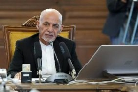 Afghan president aplogizes for fleeing his country