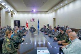 თავდაცვის ძალების სამხედრო პერსონალისთვის SNGP-ის ფარგლებში ტრენინგი ჩატარდა