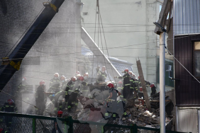 Residential building in Batumi, which collapsed and killing nine, to be fully demolished