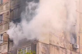 One injured in explosion in Varketili residential building, Tbilisi