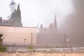 Fire breaks out in Rustavi prison, near the section ex-president Saakashvili serves sentence